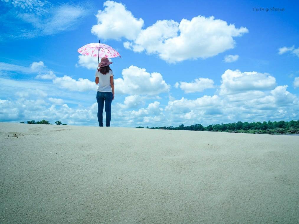 หาดทรายสูง เขมราฐ (5)