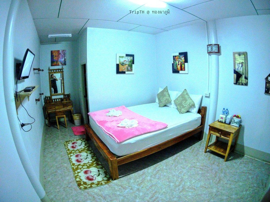 ห้องพัก เลิฟ ปิ๊ล็อก โฮมสเตย์ (1)
