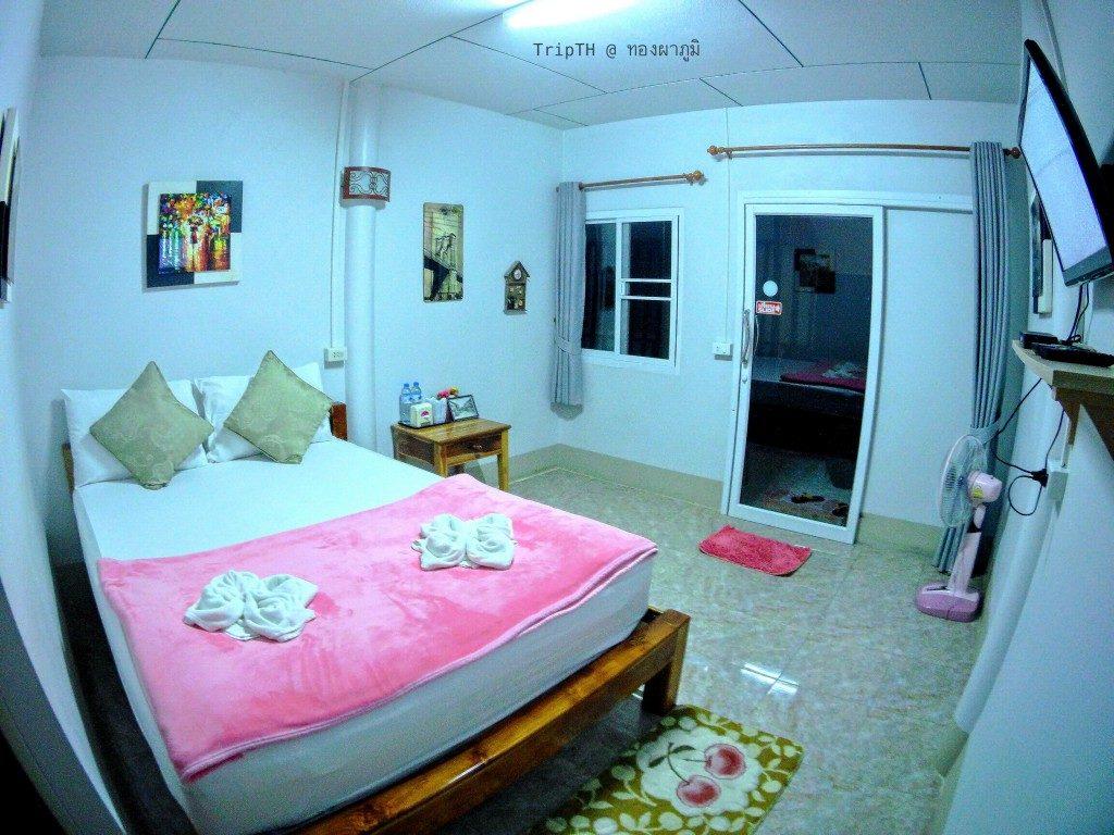 ห้องพัก เลิฟ ปิ๊ล็อก โฮมสเตย์ (2)