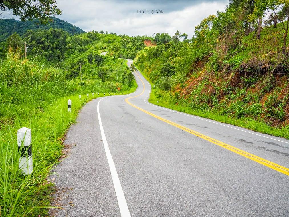 ถนนสายน่าน - บ่อเกลือ (1)