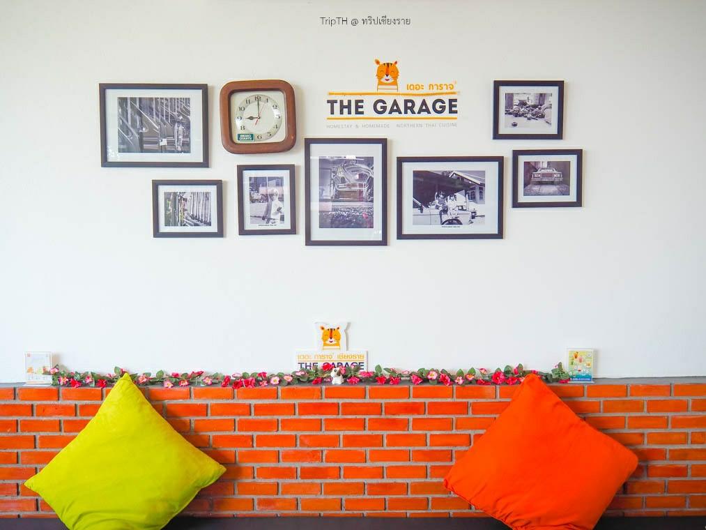 ร้านเดอะ การาจ เชียงราย - The Garage (1)
