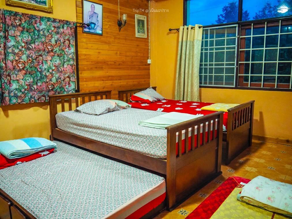 ห้องพัก สวนพงษ์แตง โฮมสเตย์ (1)