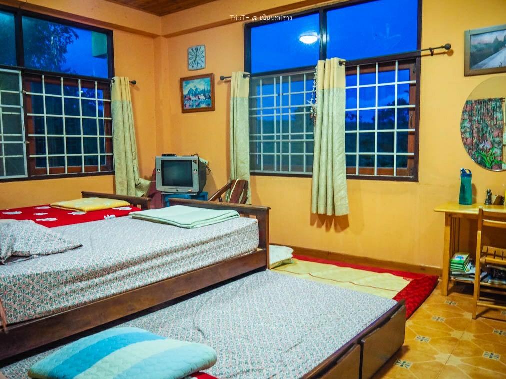 ห้องพัก สวนพงษ์แตง โฮมสเตย์ (2)