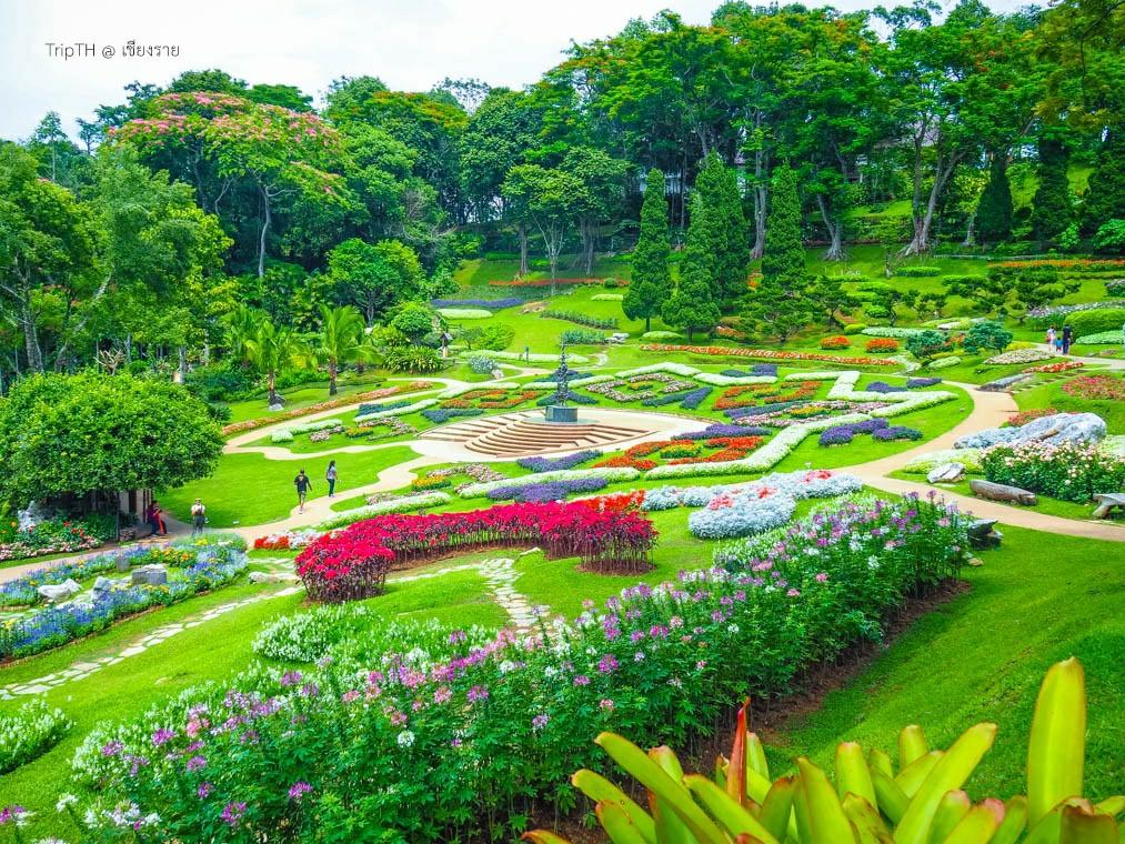 สวนแม่ฟ้าหลวง ดอยตุง (3)