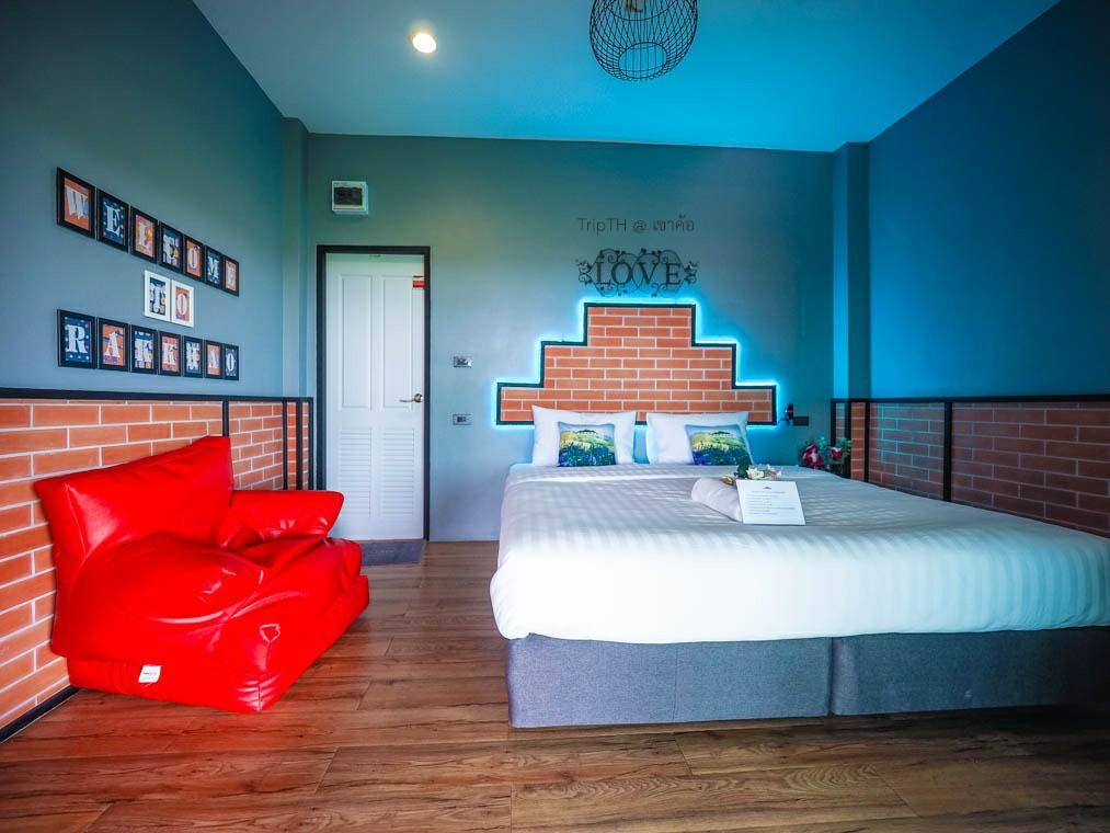 ห้อง รักเขา เขาค้อ รีสอร์ท (2)