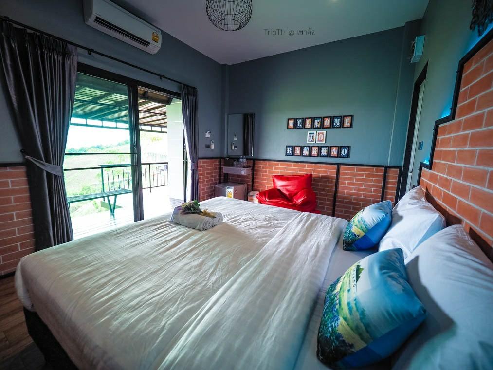 ห้อง รักเขา เขาค้อ รีสอร์ท (3)