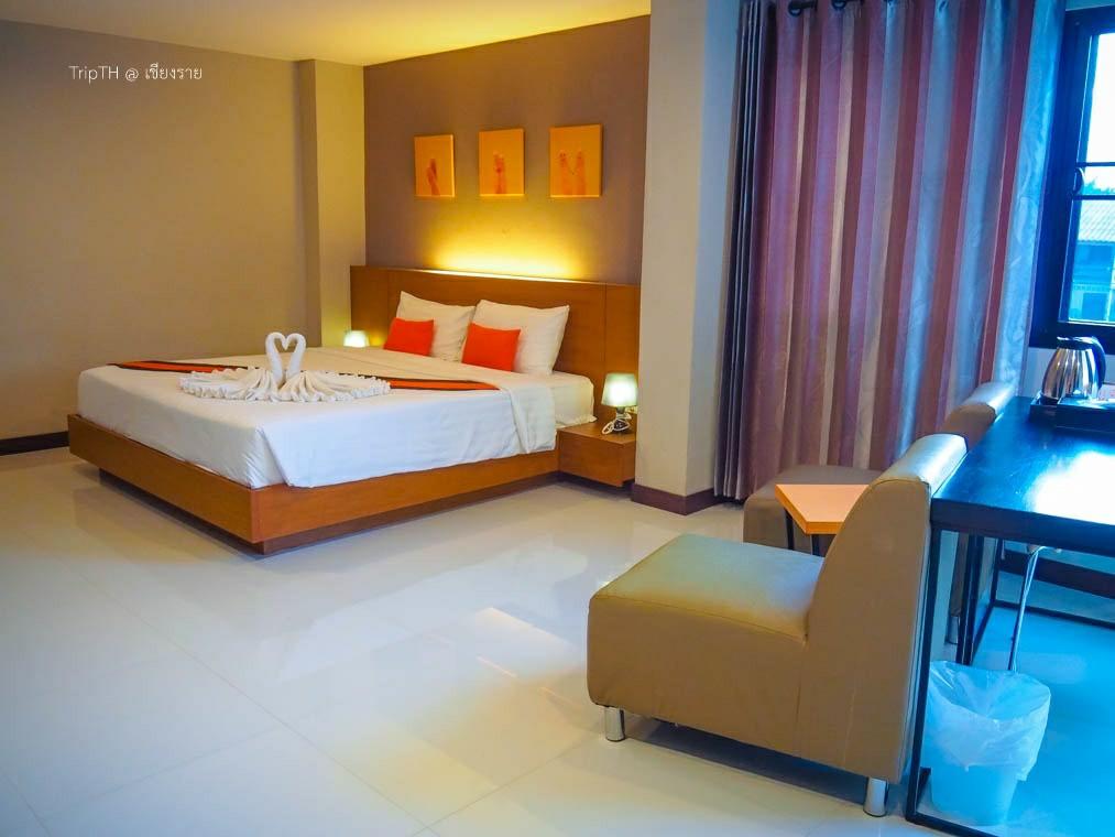 เดอ ฮัก โฮเทล De Hug Hotel (3)