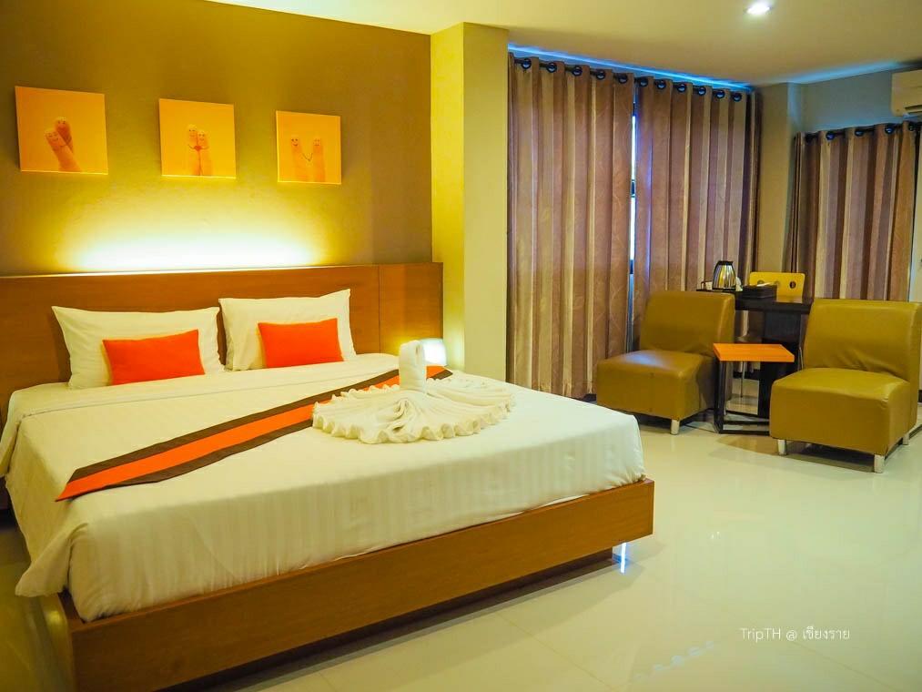 เดอ ฮัก โฮเทล De Hug Hotel (4)