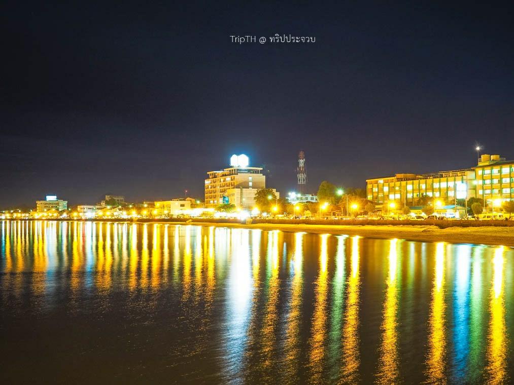 เมืองประจวบ ยามค่ำคืน (1)