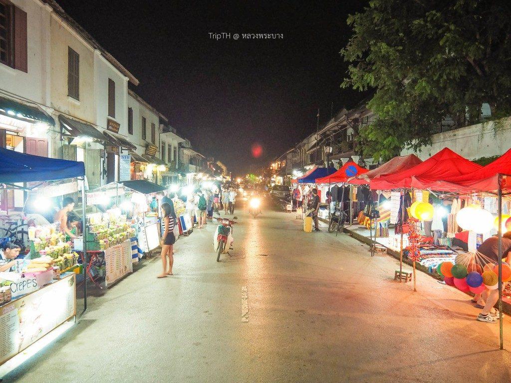 ตลาดมืด หลวงพระบาง (Night Market) (1)