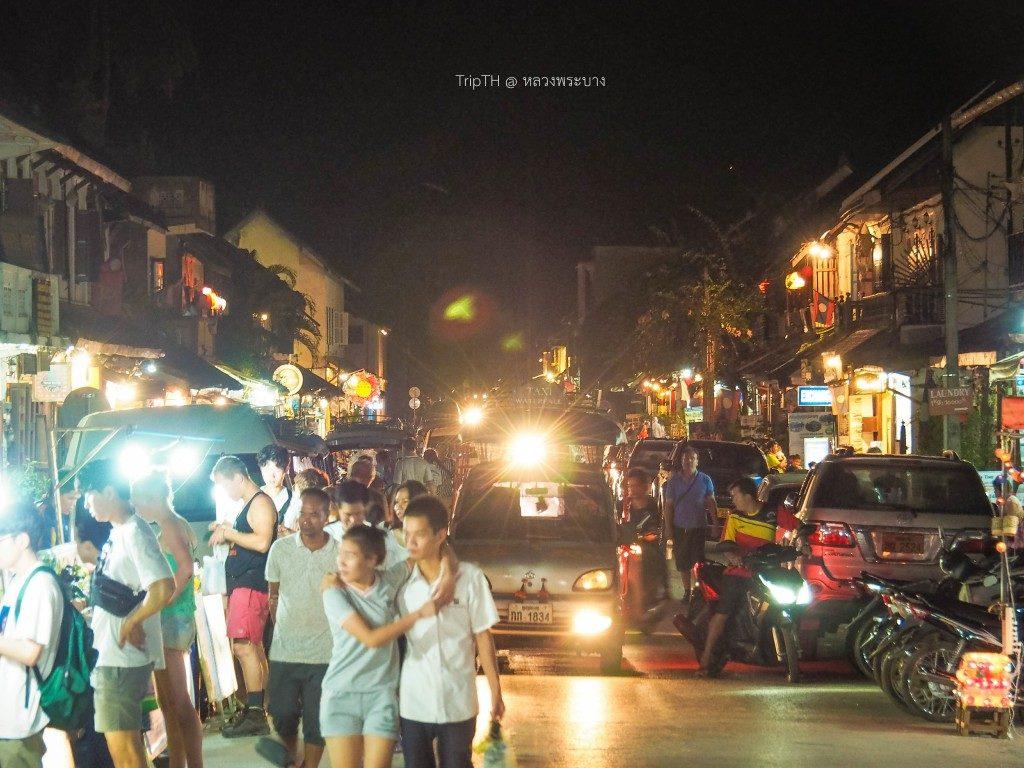 ตลาดมืด หลวงพระบาง (Night Market) (2)