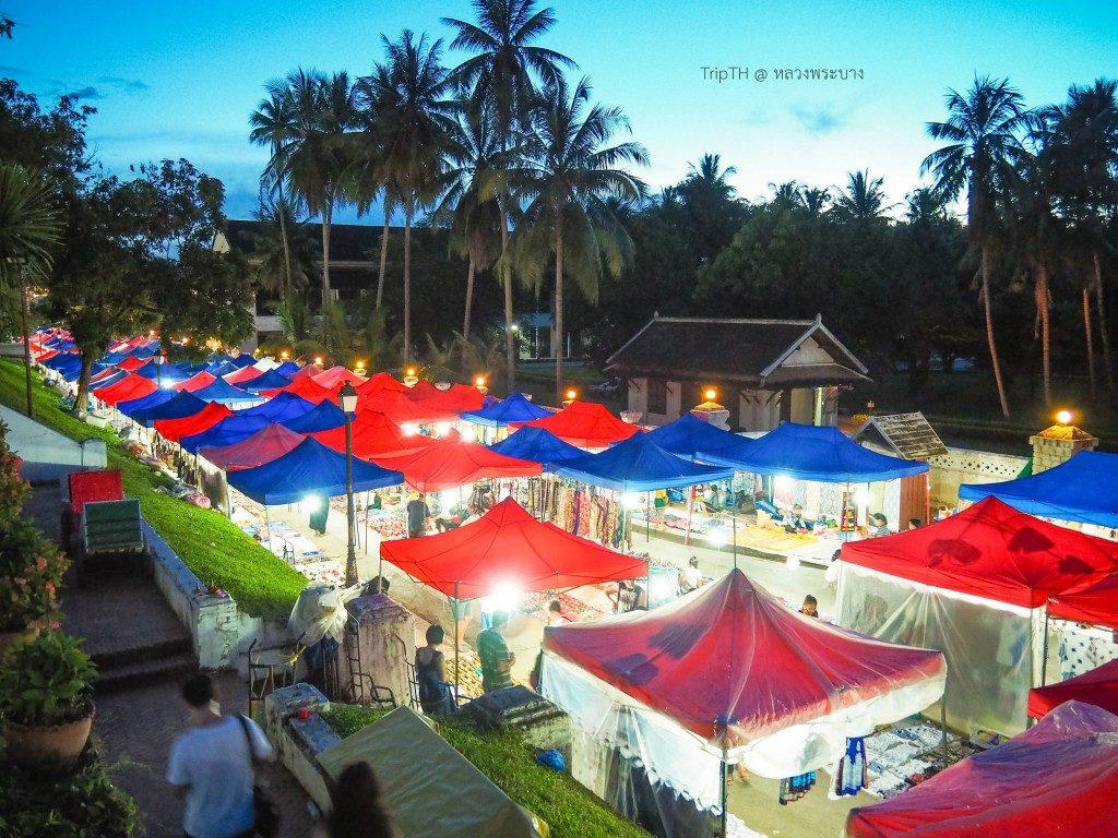 ตลาดมืด หลวงพระบาง (Night Market) (3)