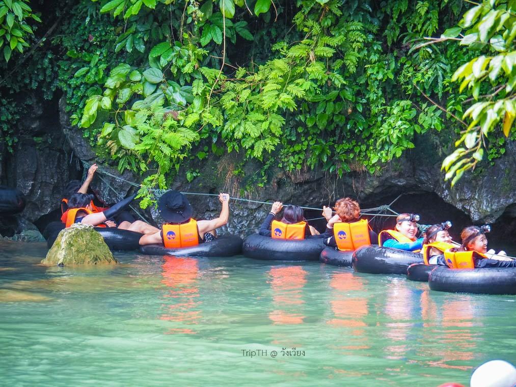 ถ้ำน้ำ วังเวียง (2)