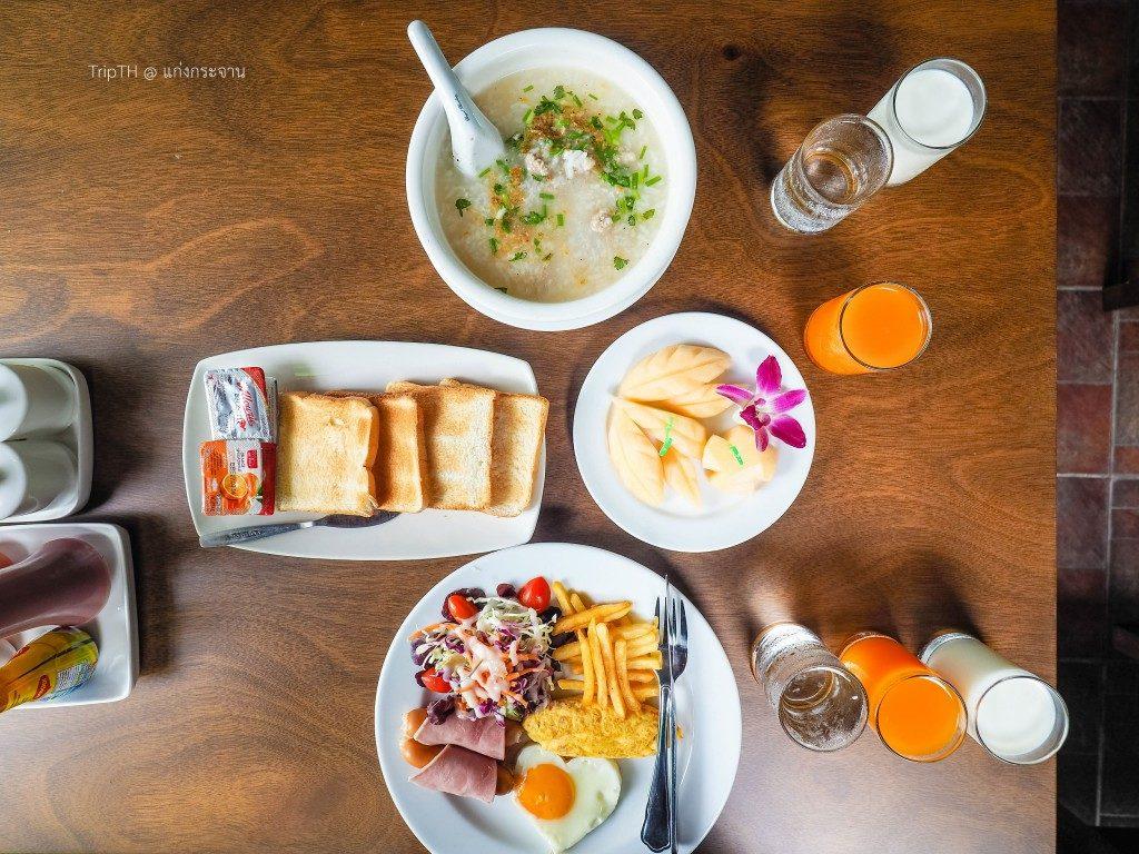 ห้องอาหาร The Canel Cafe (5)
