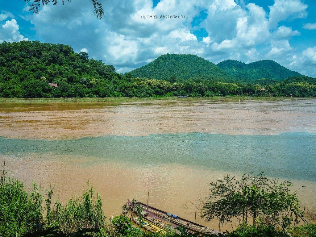 แม่น้ำสองสี หลวงพระบาง (3)
