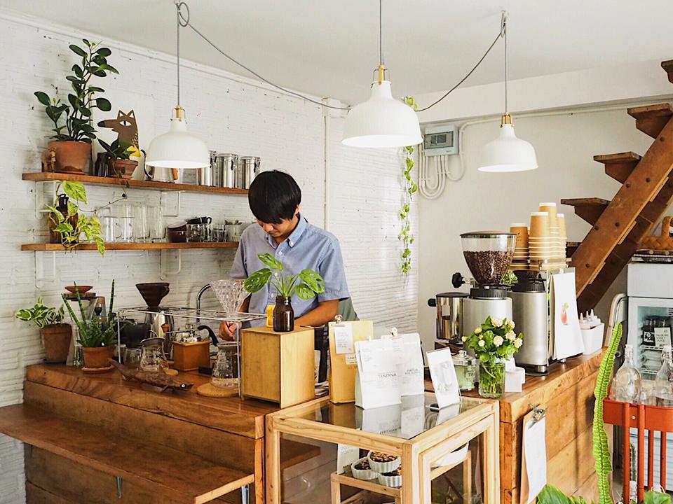 Glinfon café