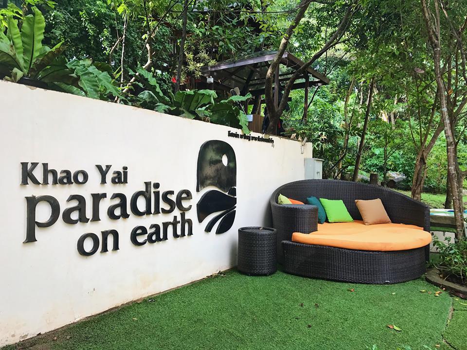Khaoyai Paradise On Earth Resort