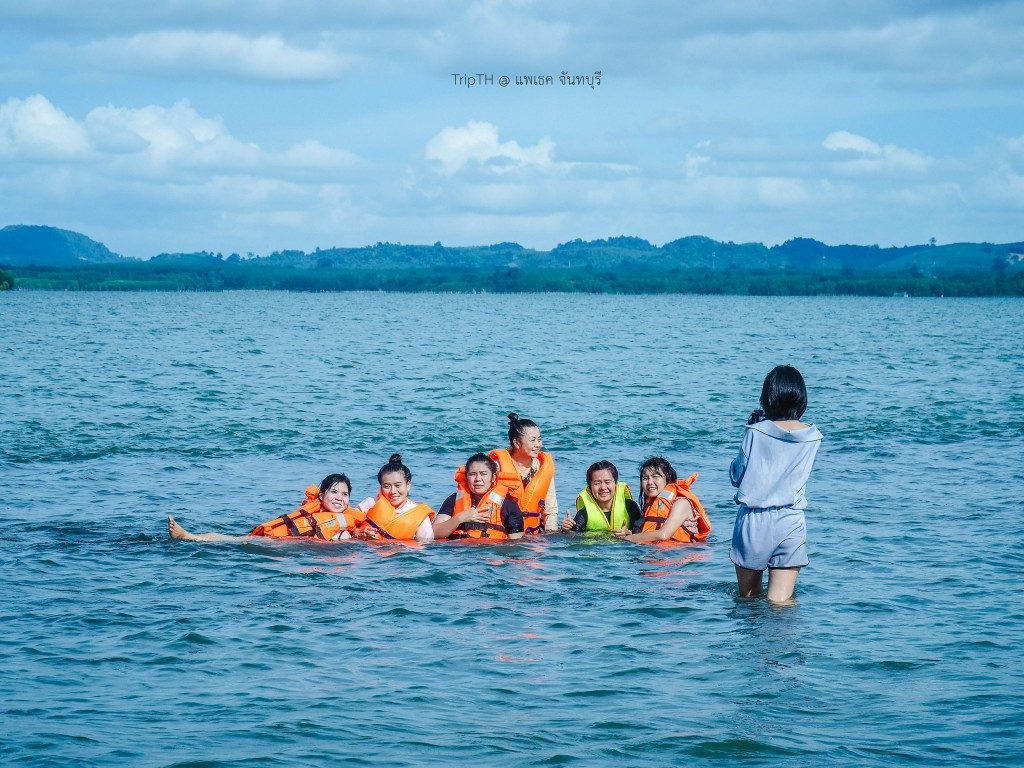 ทะเลแหวก จันทบุรี (2)