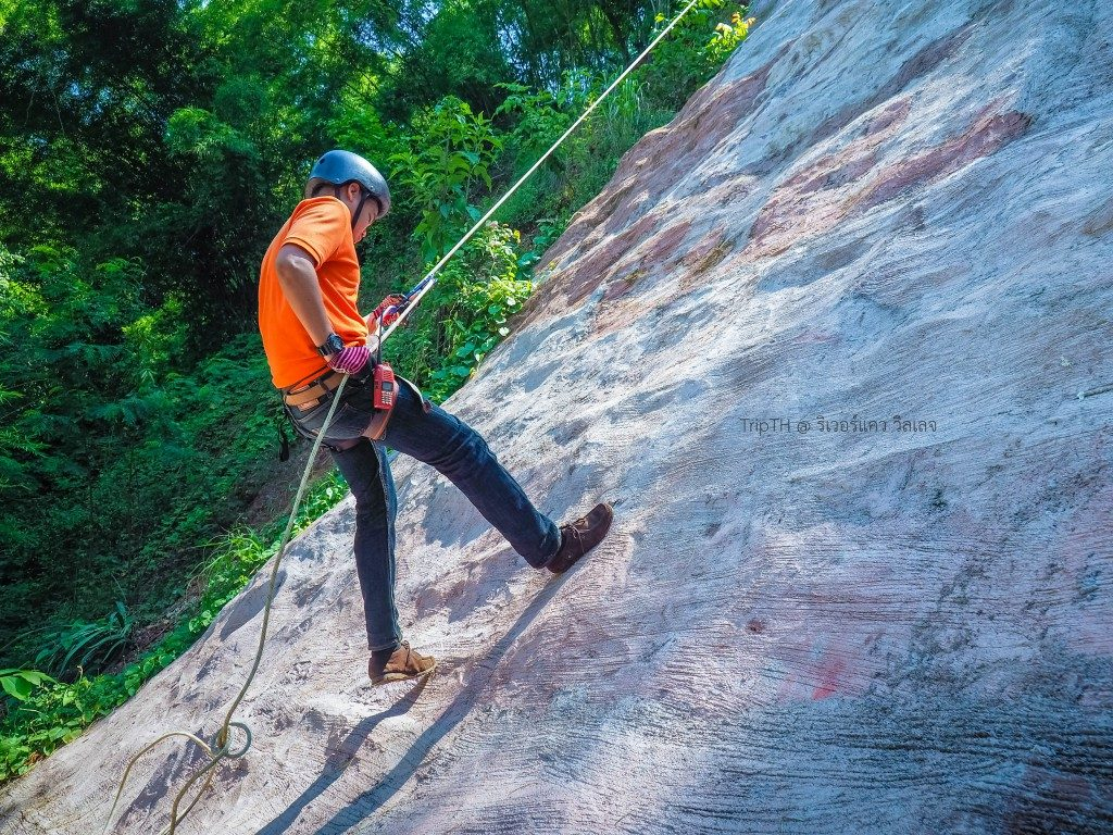 Abseiling (2)
