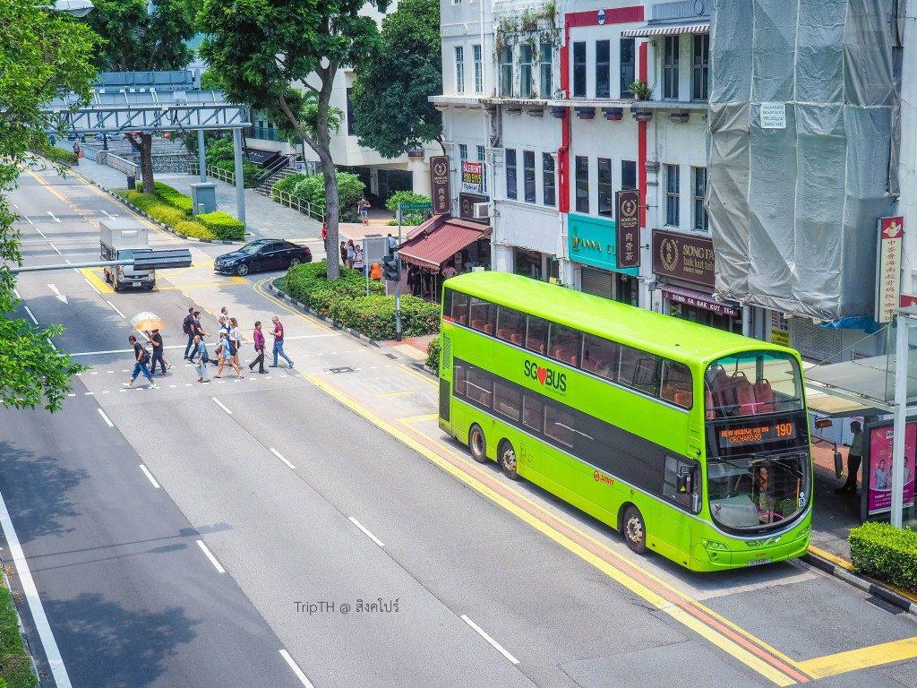 รถเมล์สิงคโปร์