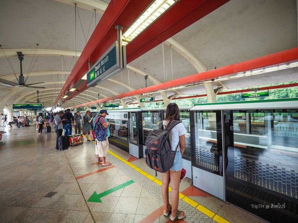รถไฟฟ้า สิงคโปร์