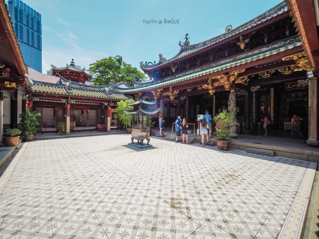 วัดเทียน ฮก เก็ง (Thian Hock Keng Temple) (3)