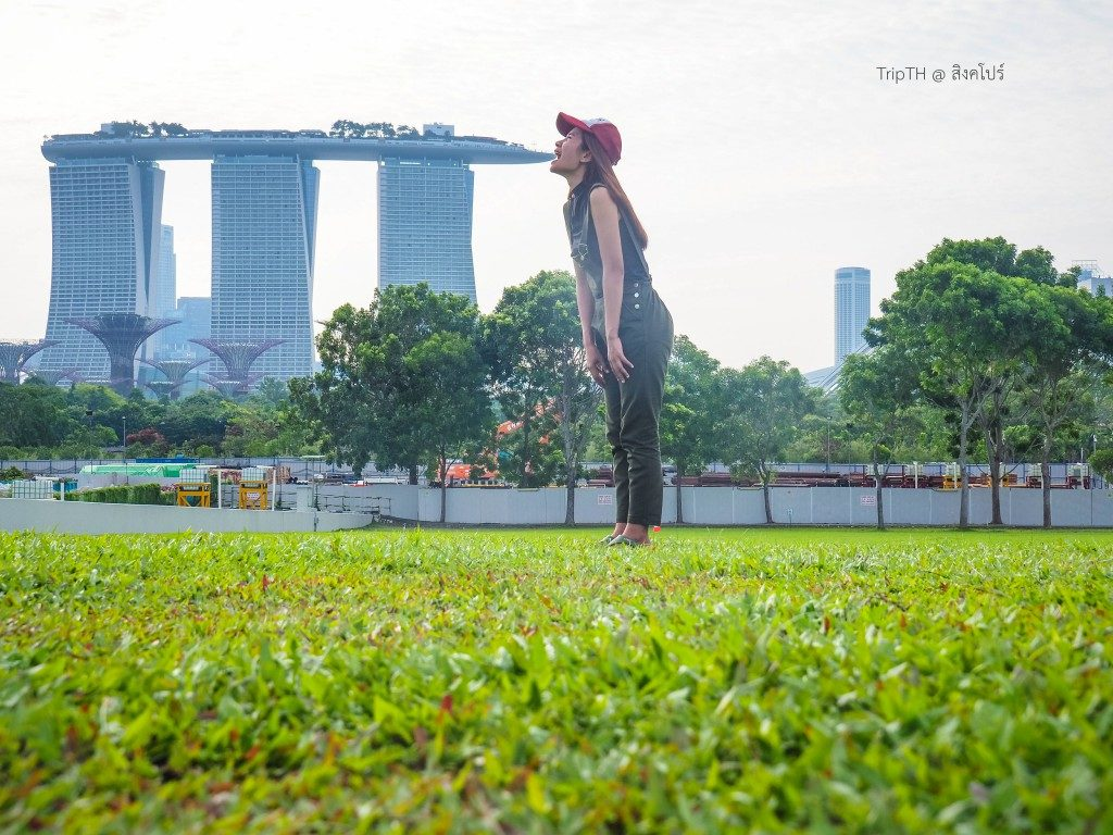 เขื่อนมารีน่า (Marina Barrage) (3)