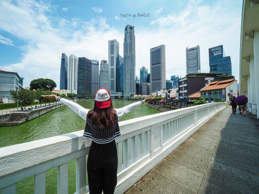 เดินเล่นริมแม่น้ำสิงคโปร์ (2)