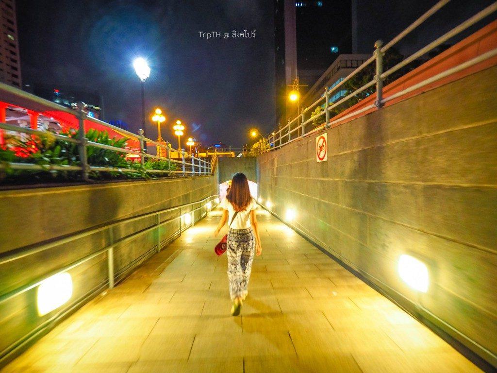 เดินเล่นสิงคโปร์