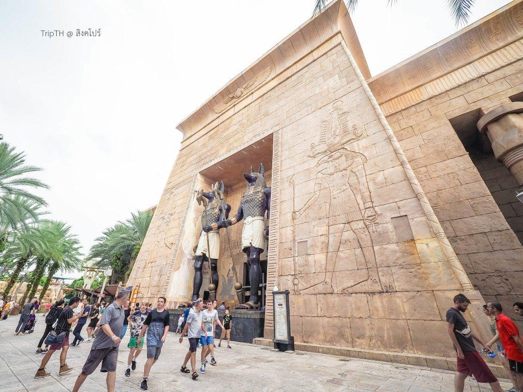 เมืองอียิปต์โบราณ Ancient Egypt (2)