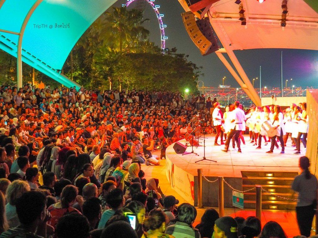 การแสดง ที่สิงคโปร์ (1)