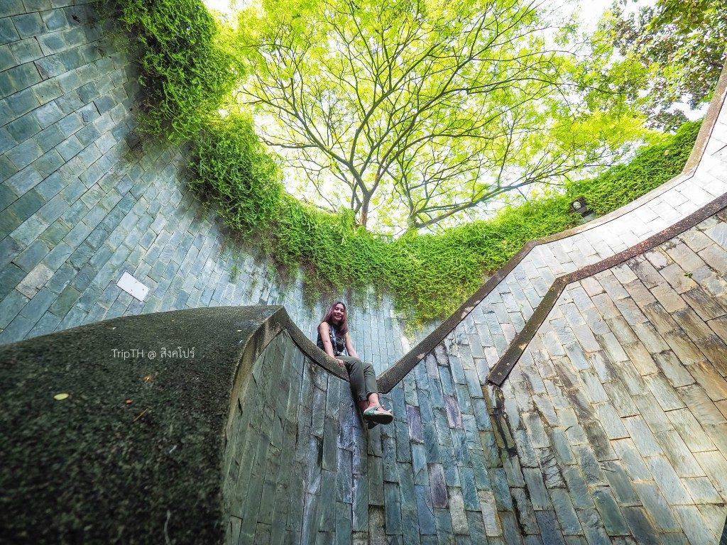 ฟอร์ทแคนนิง Fort Canning Park (5)