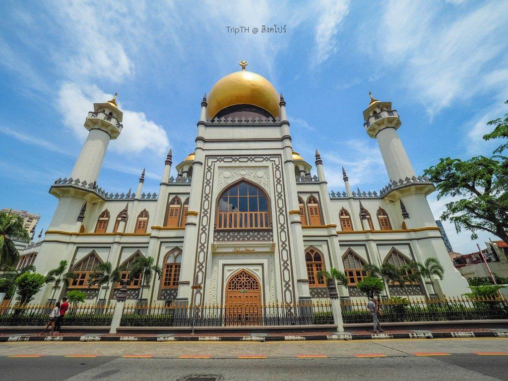 มัสยิส สุลต่าน (Masjid Sultan)