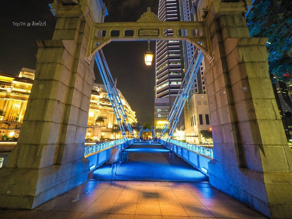 ริมแม่น้ำสิงคโปร์ ยามค่ำคืน (2)