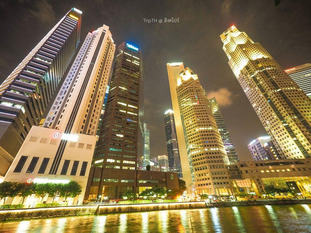 ริมแม่น้ำสิงคโปร์ ยามค่ำคืน (3)