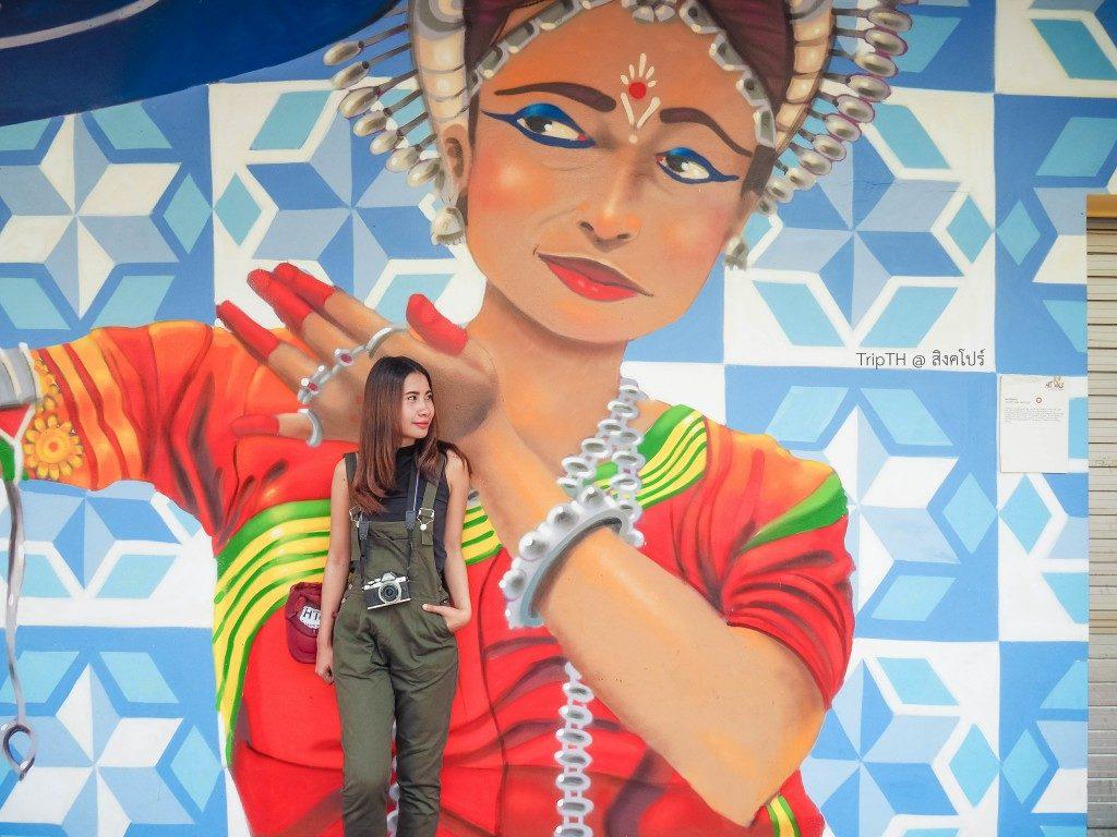 ลิตเติ้ลอินเดีย (Little India) (5)