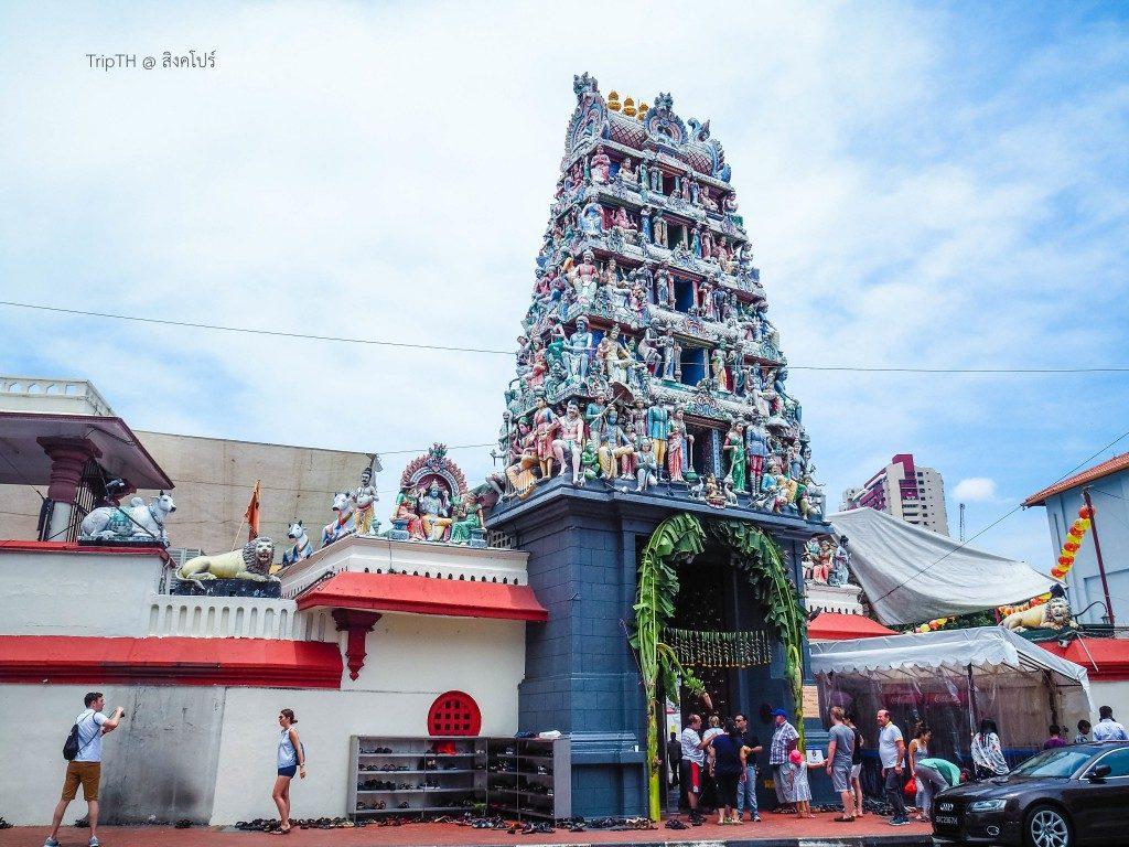 วัดศรีมาริอัมมันต์ (Sri Mariamman Temple) (1)