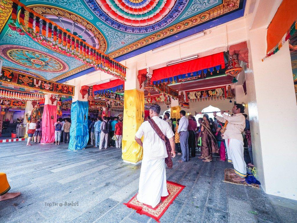 วัดศรีมาริอัมมันต์ (Sri Mariamman Temple) (2)