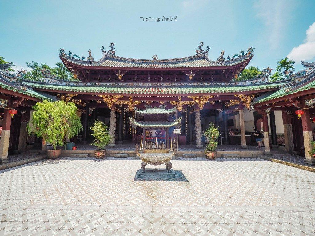 วัดเทียน ฮก เก็ง (Thian Hock Keng Temple) (2)