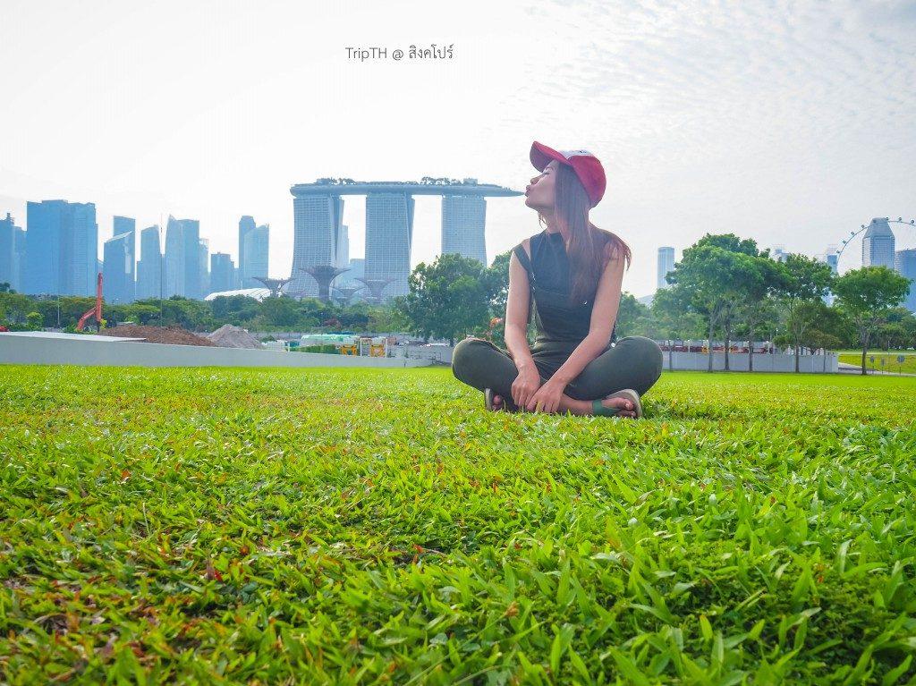 เขื่อนมารีน่า (Marina Barrage) (2)