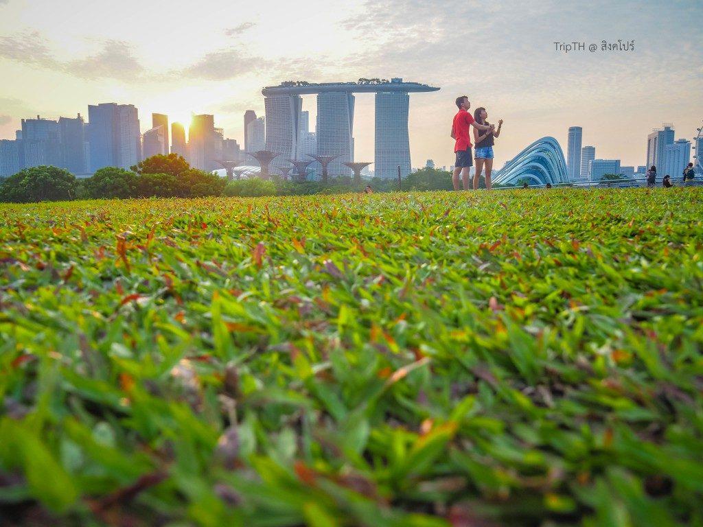 เขื่อนมารีน่า (Marina Barrage) (4)