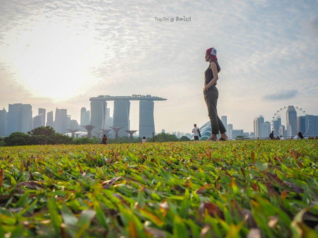 เขื่อนมารีน่า (Marina Barrage) (5)
