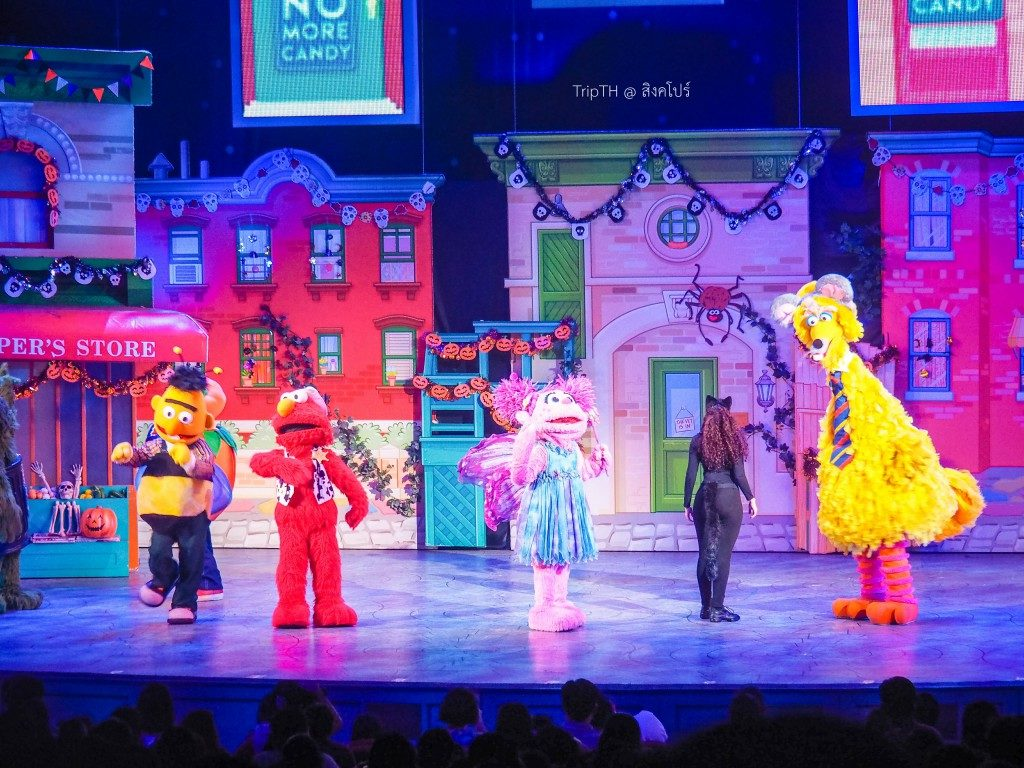 เซซามี สตรีท โชว์ Sesame Street Show