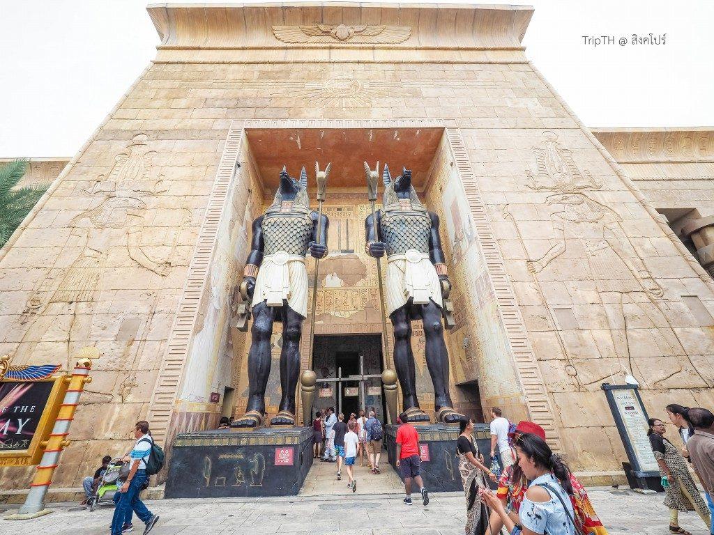 เมืองอียิปต์โบราณ Ancient Egypt (1)