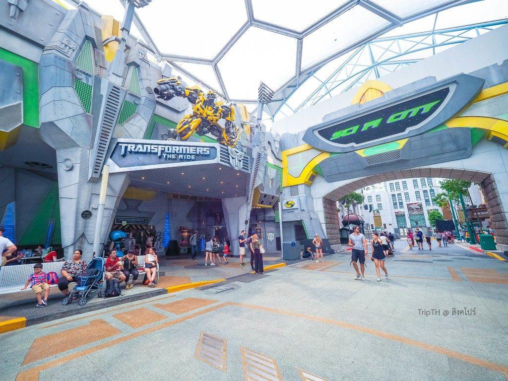 เมืองแห่งอนาคต Sci-Fi City