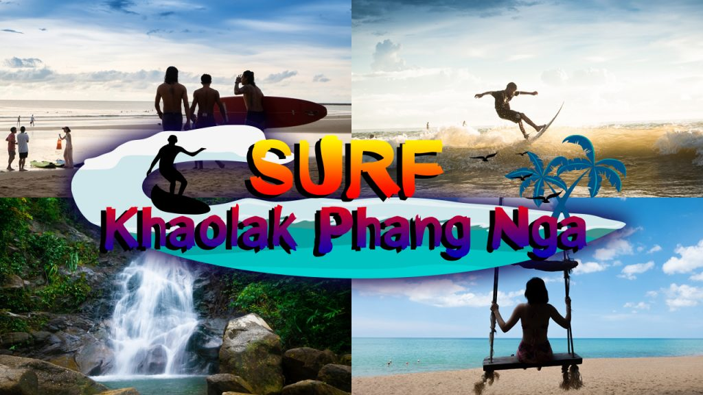 Khaolak Surf