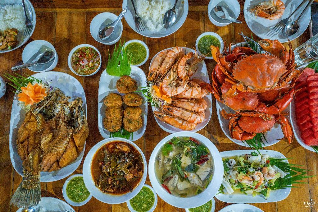 อาหารรัตนะบุรี จันทบุรี โฮมสเตย์